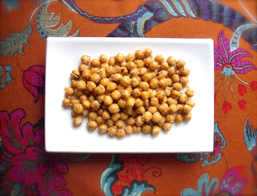 Chickpeas with Panache Breadcrumbs