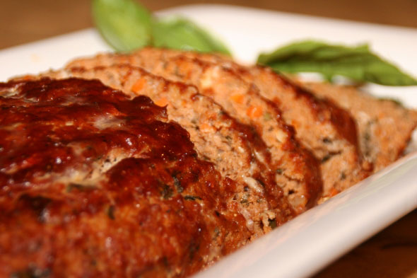 Meatloaf with Panache Pantry Bread Crumbs